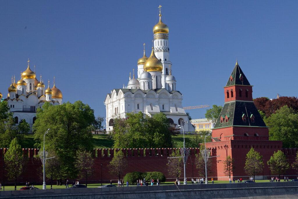 православный храм — Архангельский собор — Москва, фото №8