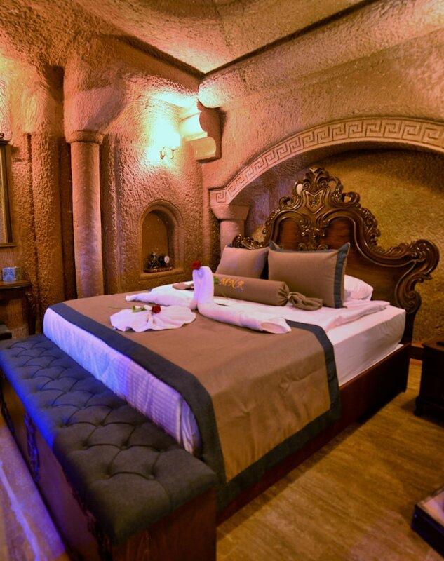 Mnr Cave Cappadocia