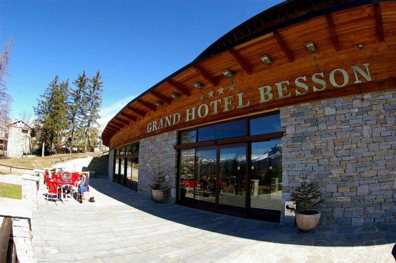 Grand Hotel Besson & SPA