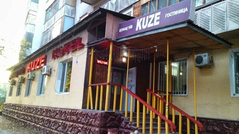 Kuze Отель