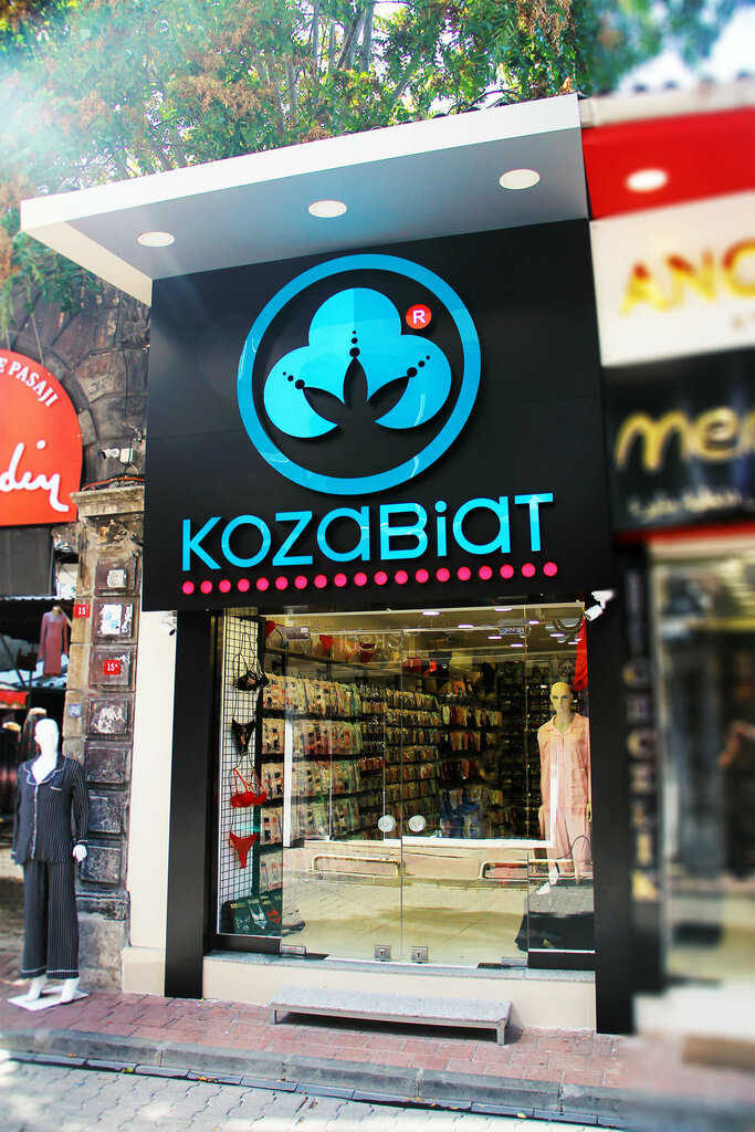 i̇ç çamaşırı ve mayo mağazası — Kozabiat — Fatih, foto №%ccount%
