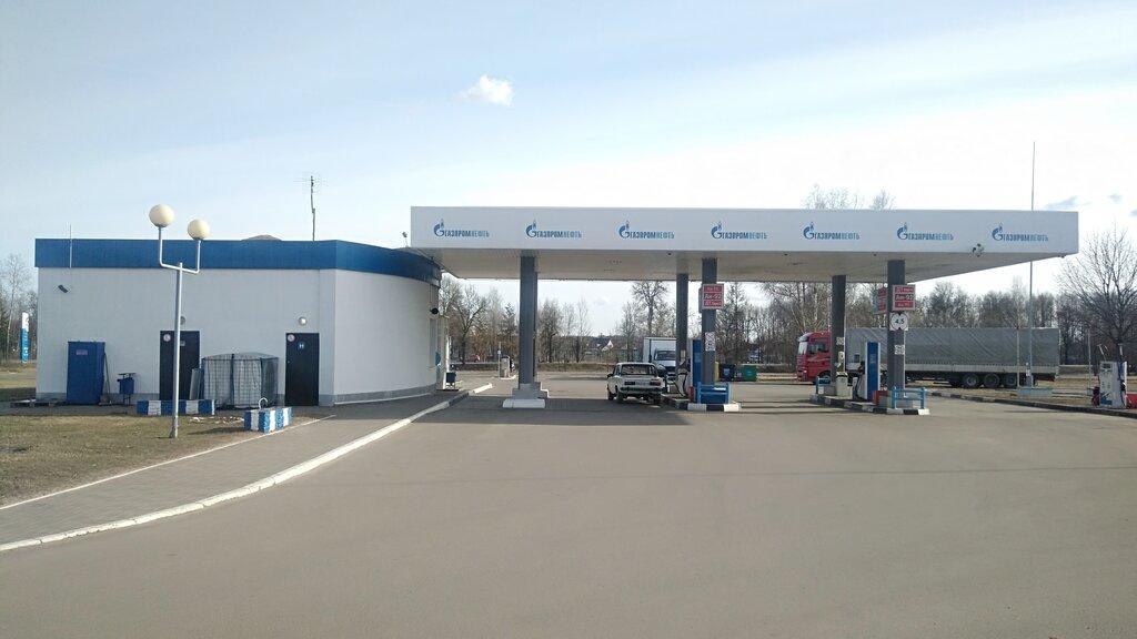 АЗС — Газпромнефть — Минская область, фото №1