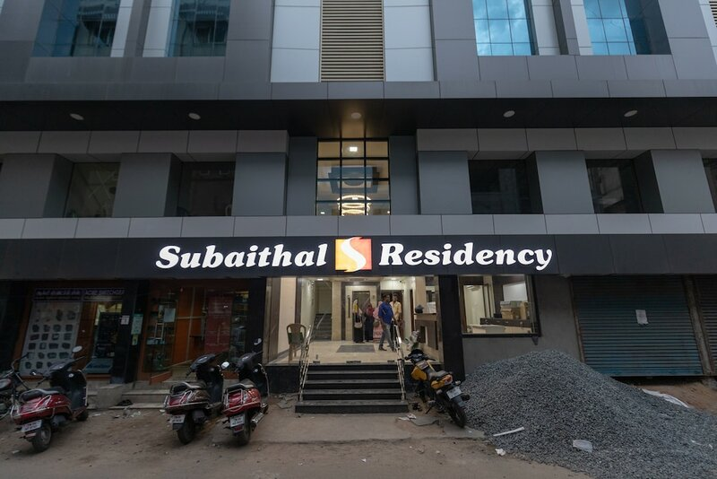 Capital O 16675 Subaithal Residency