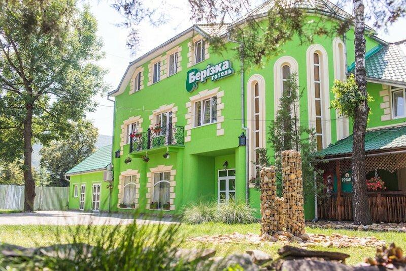 Гостинично-ресторанный комплекс Берёзка