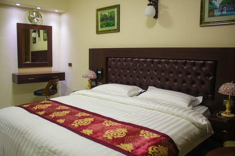 Qaser AlSultan Hotel Suites