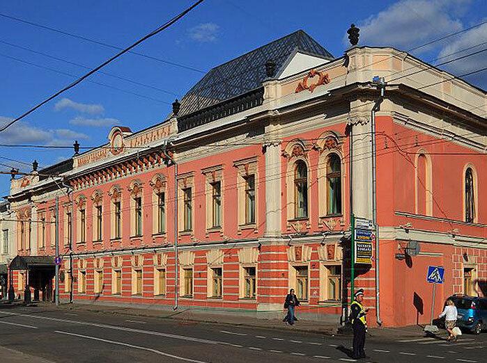 выставочный центр — Российская академия художеств — Москва, фото №1