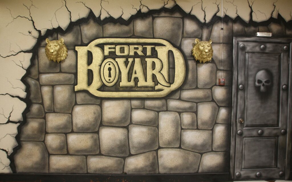 Открытки форт боярд