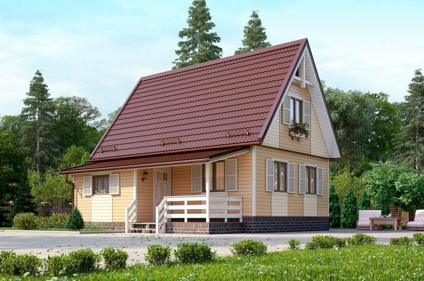 быстровозводимые здания — Каркас Свой Дом — Краснодар, фото №4