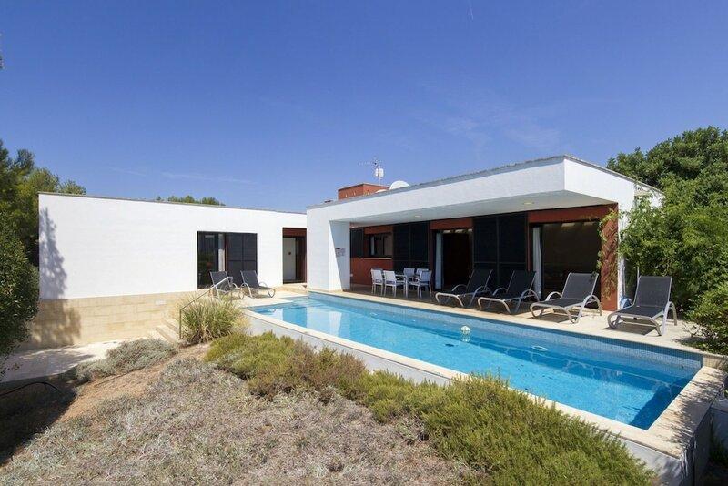 Villa Menorca Binizahira