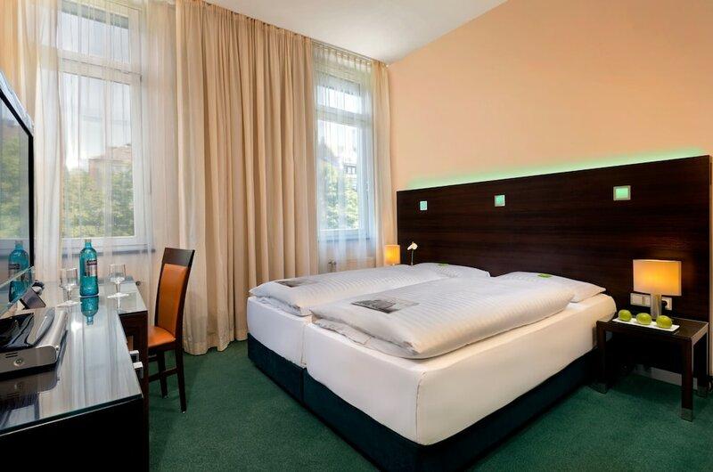 Fleming's Hotel Frankfurt-Hamburger Allee