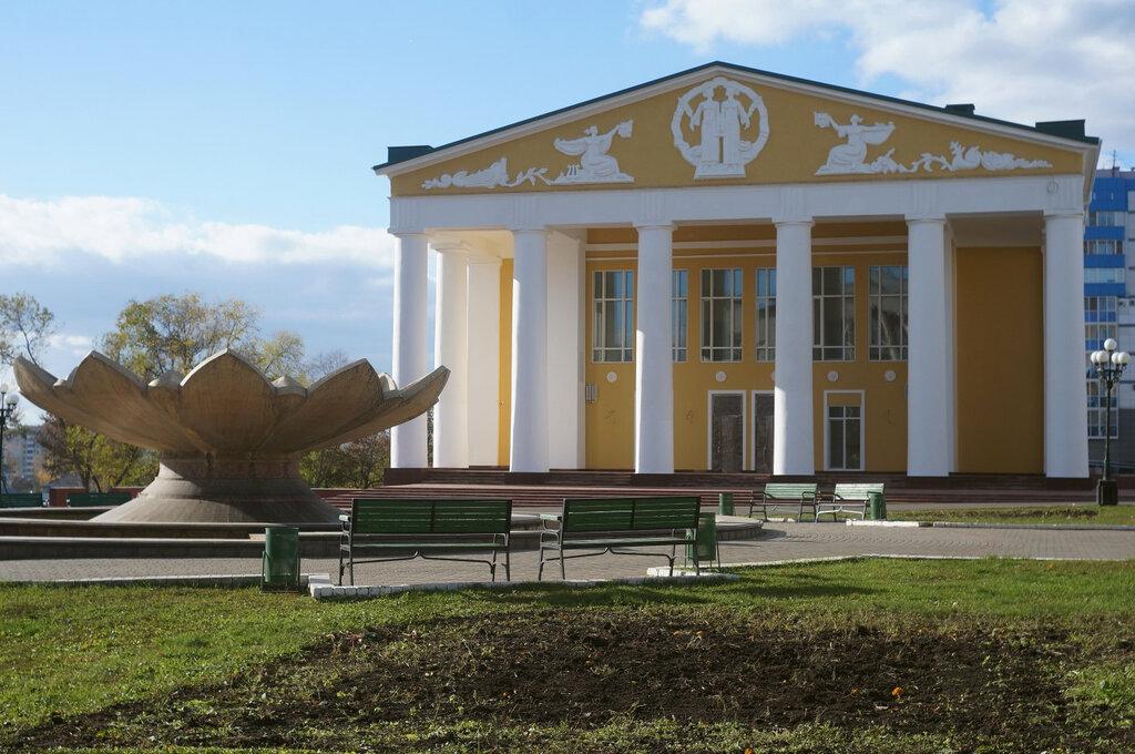 театр — Государственный русский драматический театр Республики Мордовия — Саранск, фото №5