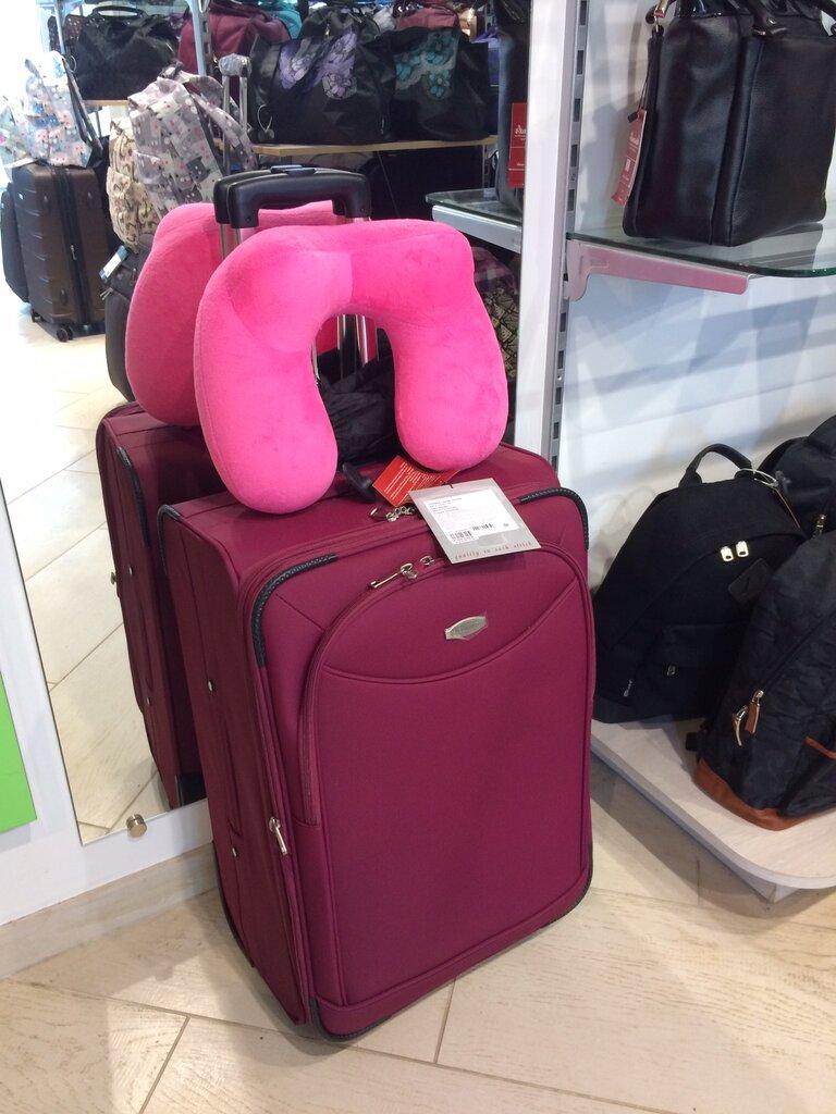 4abf4c447457 магазин сумок и чемоданов — Магазин Аврора — Ухта, фото №2