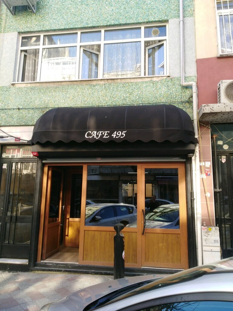 kafe — Cafe 495 — Fatih, foto №%ccount%