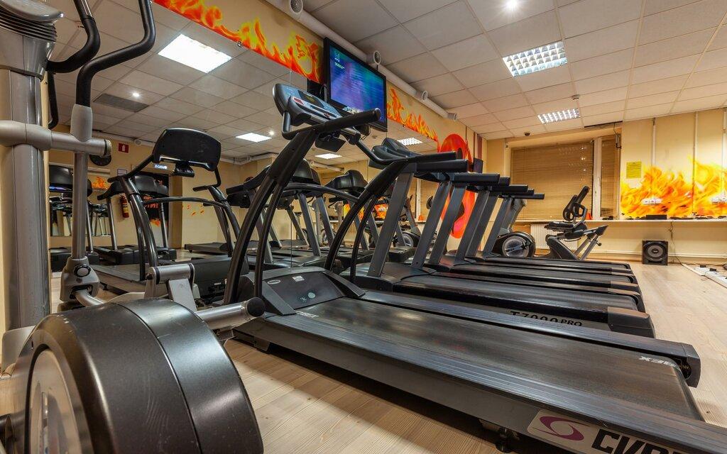 фитнес клуб в новая москва