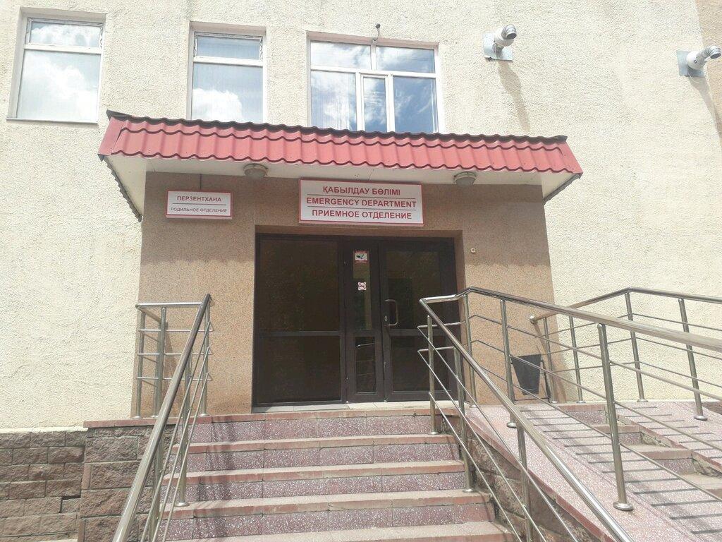больница для взрослых — Акмолинская областная больница № 2 — Нур-Султан, фото №1