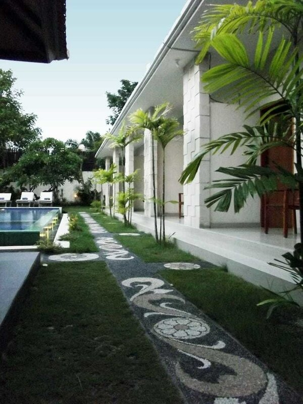 Luxury Family Three Bedroom Villa
