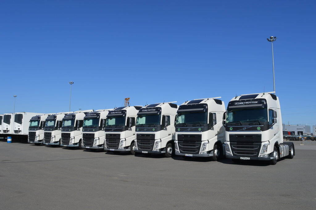 truck sales and services — ClassTrucks — posyolok gorodskogo tipa Krasny Bor, фото №2