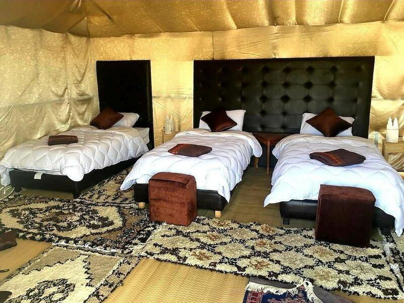 Erg Chebbi Camel Trek Camp