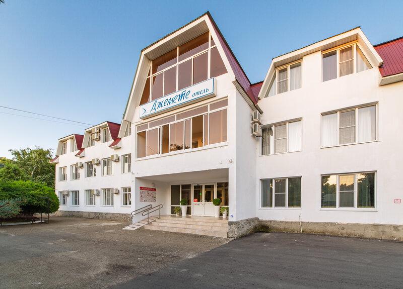 Отель Джемете