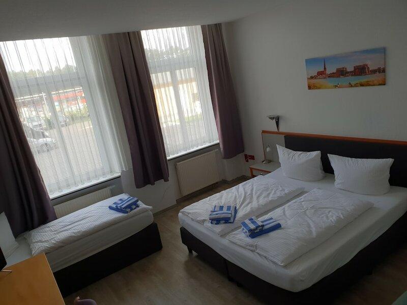 Appartement-Hotel Rostock