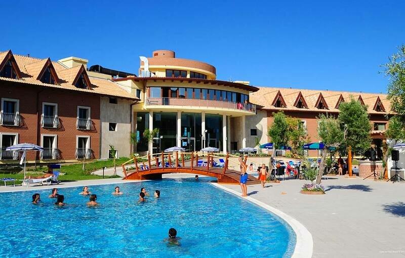 Corte Dei Greci Resort And SPA - Hotel Zeus