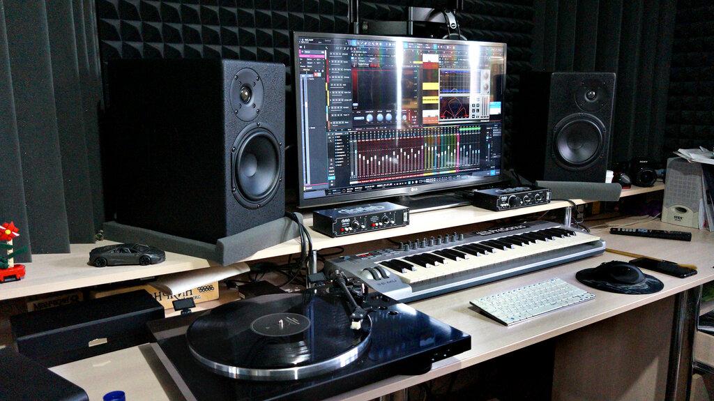 студия звукозаписи — Студия Звукозаписи Gluhov Prod! — Тольятти, фото №1