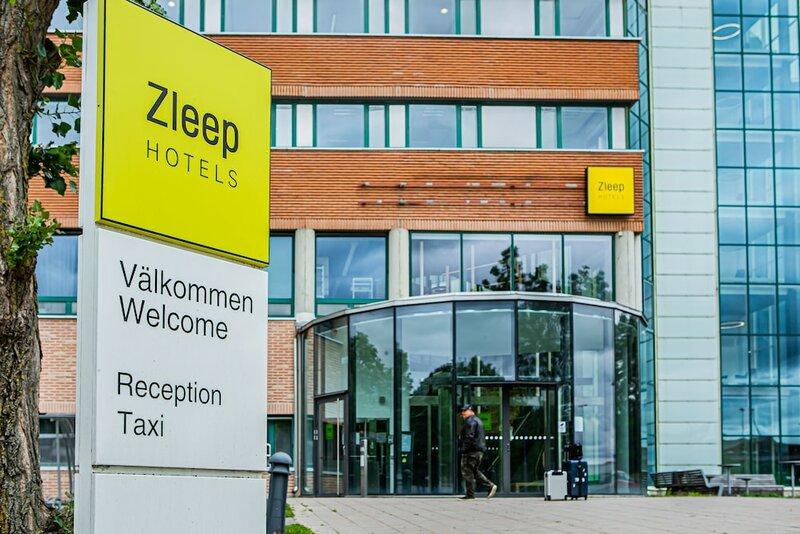 Zleep Hotel Upplands Väsby