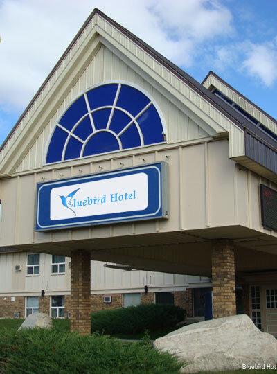 Bluebird Hotel