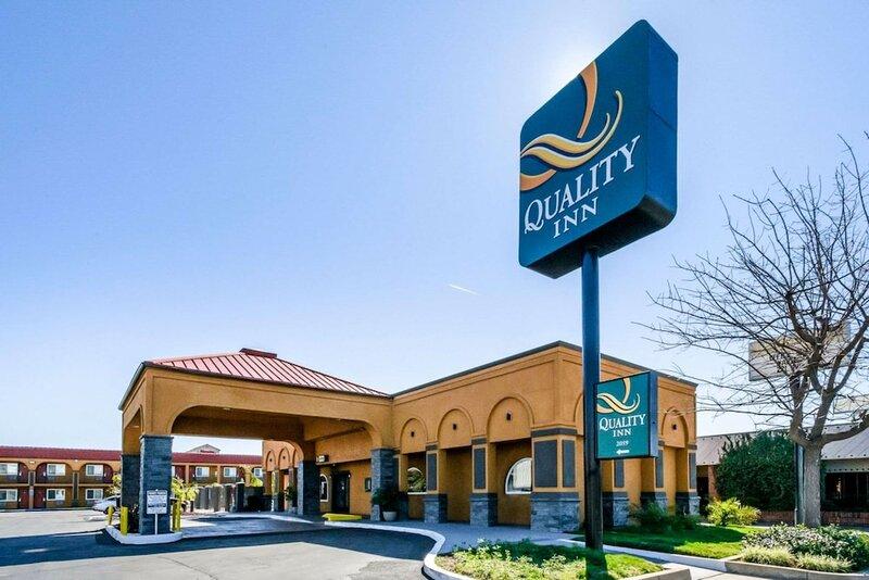 Quality Inn Redding near I-5