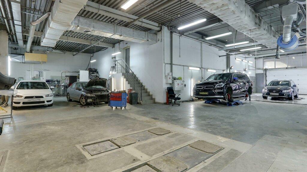 кузовной ремонт — Центр кузовного ремонта AutoCorso — Москва, фото №2