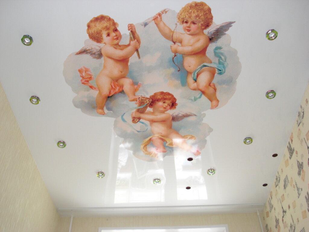 натяжные и подвесные потолки — Натяжные потолки в Одинцово — Одинцово, фото №2