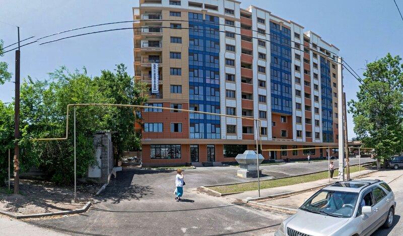 Apartments on Zhetysuskaya 4
