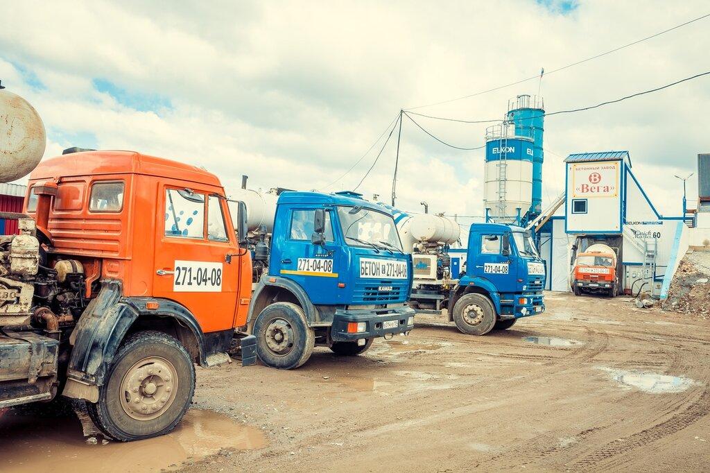 Завод вега бетон пермь смесь бетонная от 5 кубов