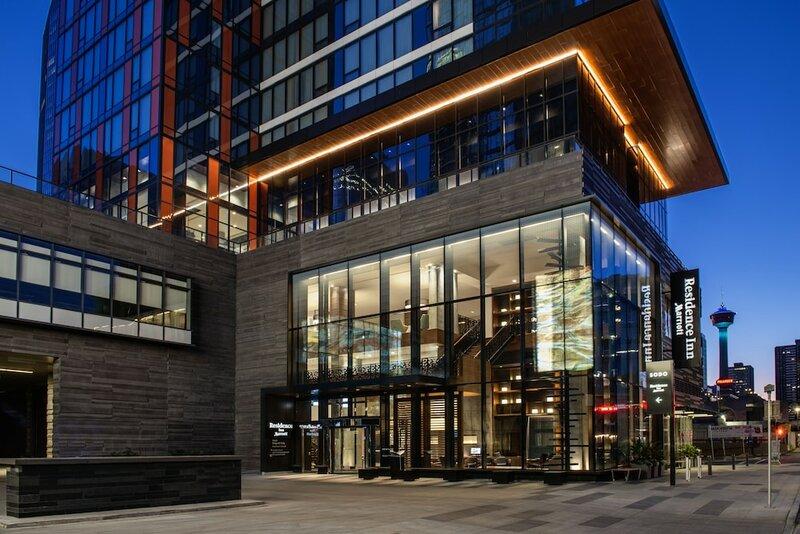 Residence Inn by Marriott Calgary Downtown/Beltline District