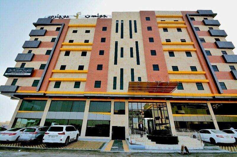 Golden Bujari Al-Dhahran -Hotel