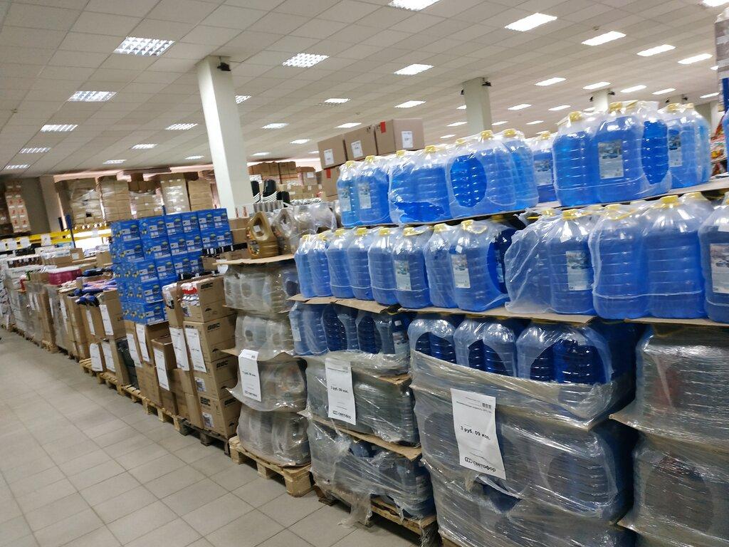 супермаркет — Светофор — Минск, фото №1
