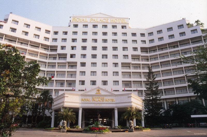 Royal Palace Hotel Pattaya