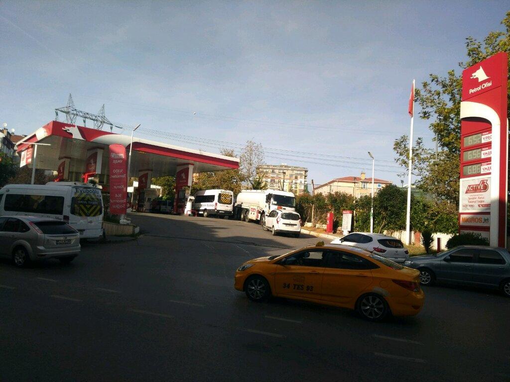 benzin istasyonu — Derpet Petrol Ofisi — Üsküdar, foto №%ccount%