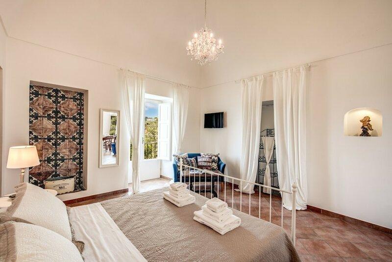 Villa Carten? Charme and Comfort on the Sorrento/amalfi Coast