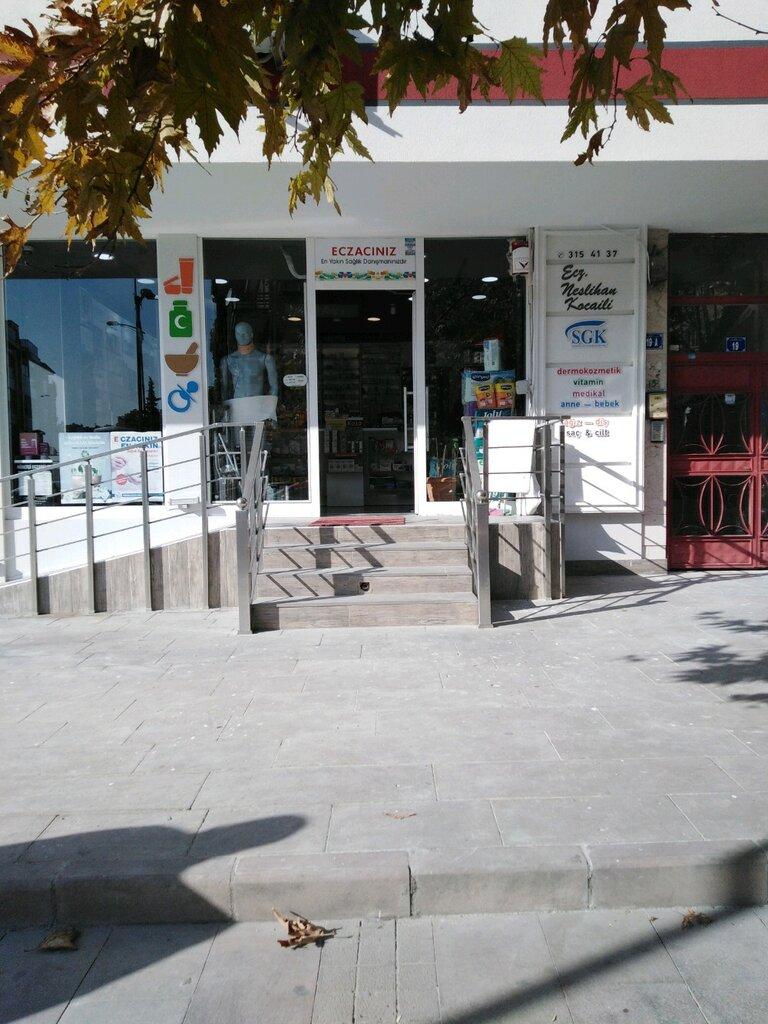 eczaneler — Perihan Eczanesi — Yenimahalle, foto №%ccount%