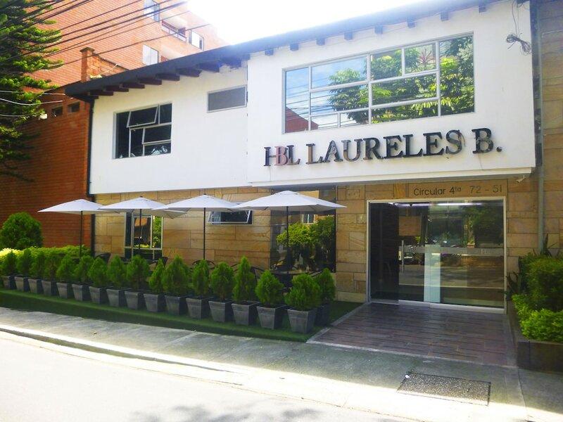 Hotel Boutique Laureles Medellín