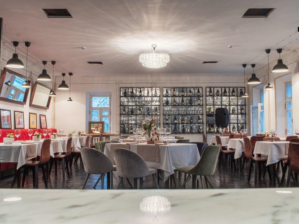 restaurant — Дом 16 — Moscow, photo 1