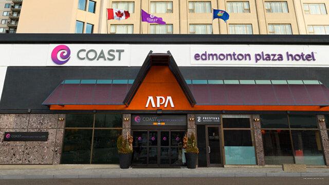 Coast Edmonton Plaza Hotel by Apa
