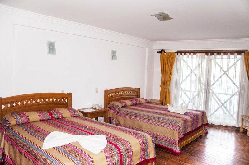 Hotel estelar del tititaca