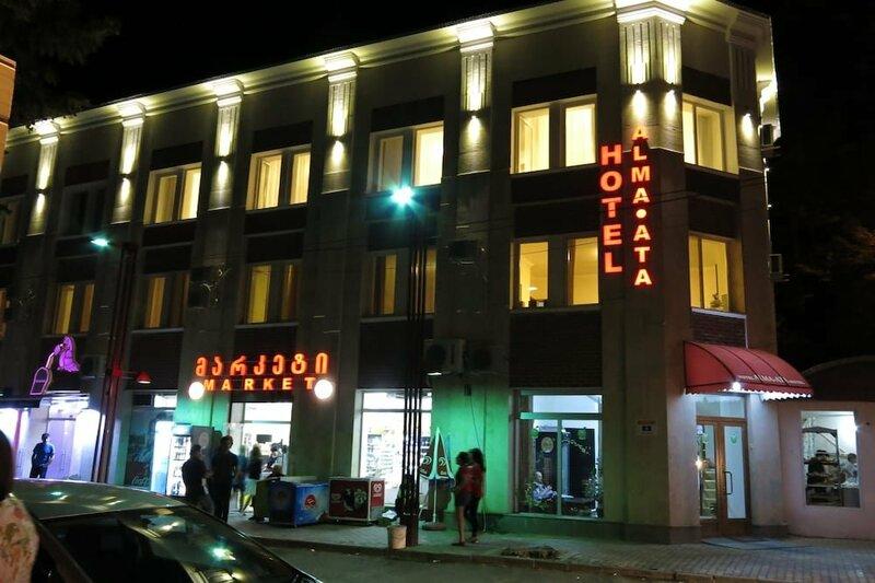 Отель Алма-Ата