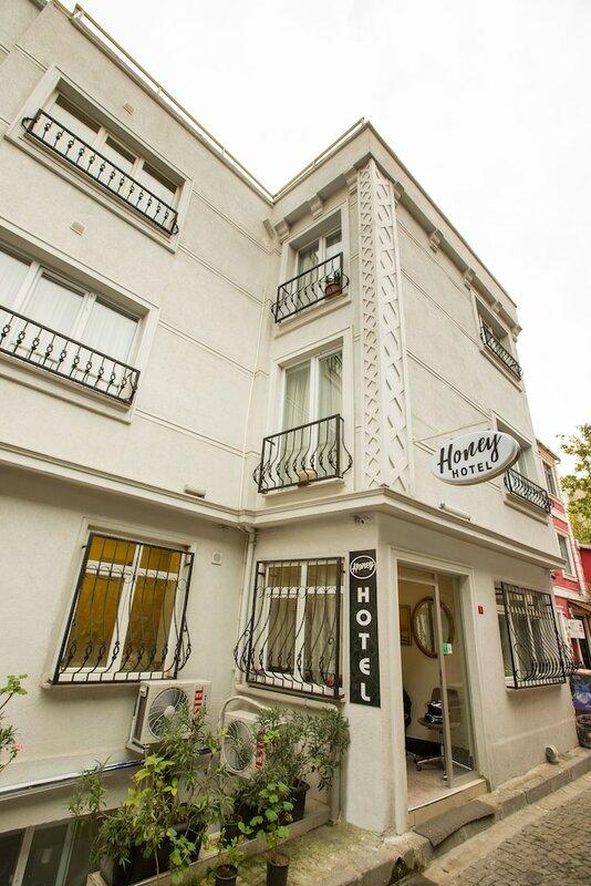 Отель Honey