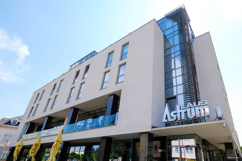 Business Hotel Astrum Laus