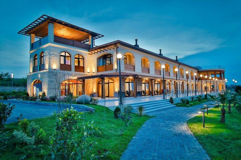 Отель Akhasheni Wine Resort
