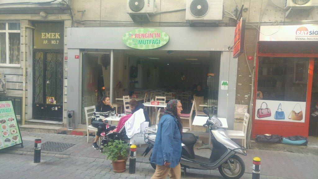 kafe  — Rengin'in Mutfağı — Bakırköy, photo 1