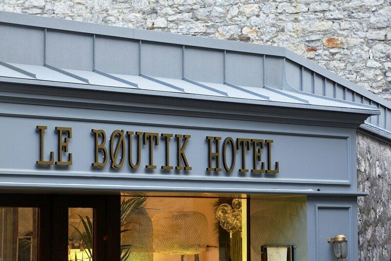 Le Boutik Hotel